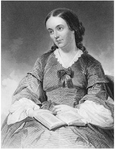 Margaret Fuller. Undated portrait engraving. GETTY IMAGES