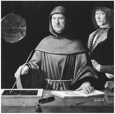 Fra Luca Pacioli's 1494 publication described the double-entry system.