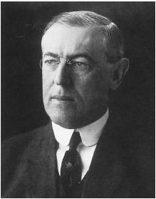 Woodrow Wilson created the Federal Reserve.