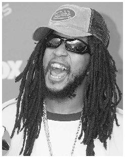 Lil Jon. AP/Wide World Photos.