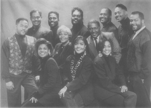 The Winans Photograph by Ameen Howrant, © 1992 Warner Bros. Records