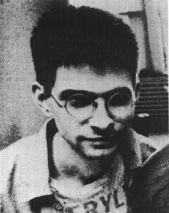 Steve Albini Photograph by Daniel Corrigan, courtesy of Touch and Go Records