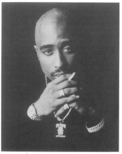 2Pac. Courtesy of Death Row Records