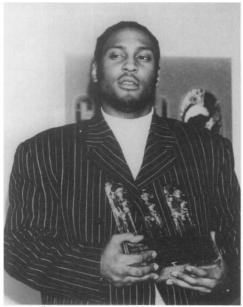 D'Angelo. Archive Photos, Inc. Reproduced by permission