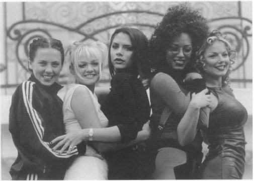 Spice Girls. Archive Photos