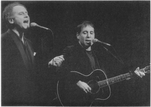 Simon and Garfunkel.