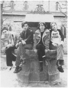 Elastica. © S.I.N./Corbis. Reproduced by permission