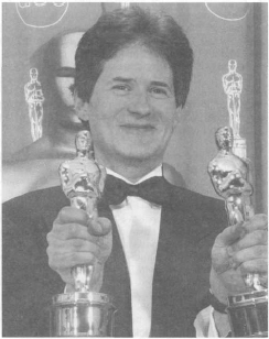 James Horner. Photograph by Reed Saxon. AP/Wide World Photos. Reproduced by permission.