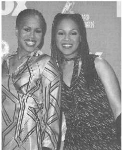 Mary Mary. Photograph by jeff Vespa. WireImage.com. Reproduced by permission.