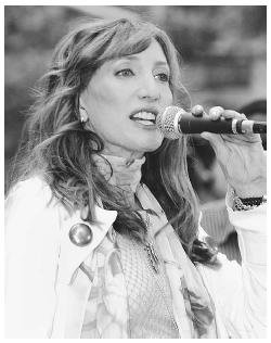 Patti Scialfa. © David Atlas.