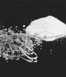 Mexican brown heroin and Southeast Asian heroin. Although pure heroin is a white powder, most heroin that is sold on the street varies in color from white to dark brown, with an average purity of 35 percent. (Drug Enforcement Administration)