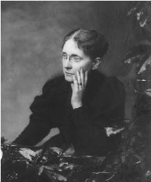Frances Willard, the most influential leader of the temperance movement, served as president of the WCTU from 1879 until her death in 1898. (The Library of Congress)