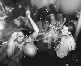 Raves are often associated with illegal drug use, including nitrites, 2C-B, ecstasy (MDMA), GHB, and ketamine. Such drug use is not common at all raves, however. Some groups sponsor drug-free raves where people can go just to enjoy the dancing