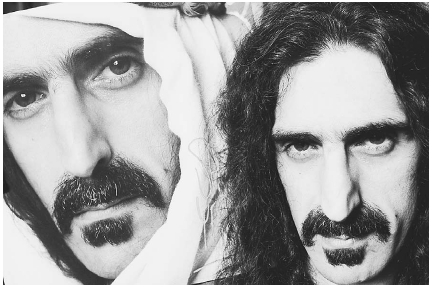 Musician and singer Frank Zappa (right) was highly anti-drug. In his song called Flakes, off his 1979 album Sheik Yerbouti (left), he took a jab at folksinger Bob Dylans alleged frequent use of Mandrax. In the song, Zappa asks Want to buy some