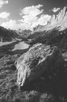 Titcomb Basin, Wind River Range. © Richard Hamilton Smith/Corbis. Reproduced by permission.