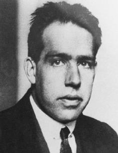 Niels Bohr. Library of Congress.