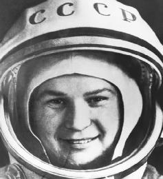 Valentina Tereshkova.© Hulton-Deutsch Collection/Corbis. Reproduced by permission.