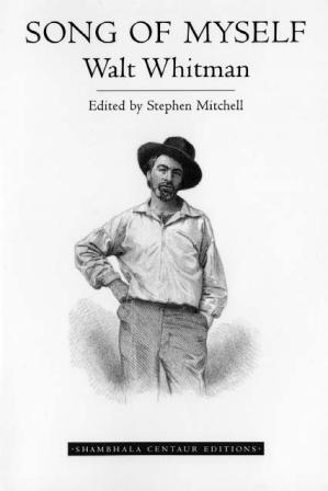 Book cover illustration for Song of Myself: Walt