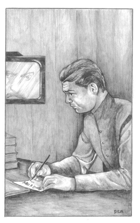a summary of winstons journal in orwells 1984 Free part 1, chapters 1-4 summary of 1984 by george orwell get a detailed   winston, realizing why he decided to begin the diary today, stops writing.