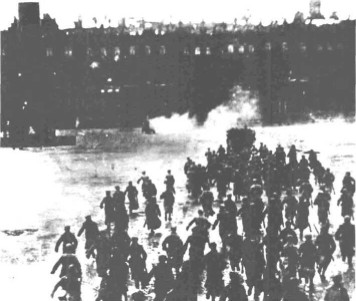 an analysis of the topic of the revolution of 1917 Check out our top free essays on russian revolution 1917 to help you write your own essay.