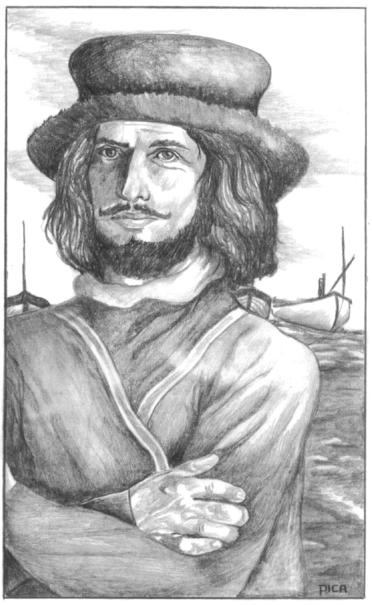 the skipper in the canterbury tales Satire in canterbury tales characters  skipper rode a farmer's horse well (an  insult) skin was tanned (a mark of low breeding) stole.