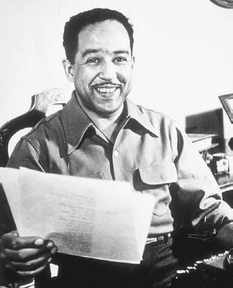 essay langston hughes biography