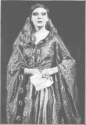 Lady Macbeth in Old Vic Theatre production (1954)