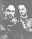 Macbeth and Lady Macbeth in Shakespeare Memorial Theatre production (1955)
