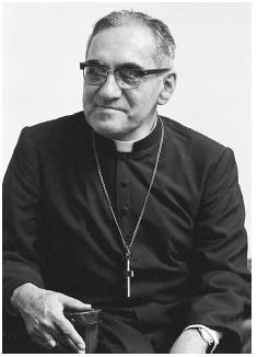 San Salvadors Archbishop Oscar Arnulfo Romero, a well-known critic of violence and injustice, was assassinated while celebrating mass on March 24, 1980. The UN Truth Commission later determined that Major Robert DAubuisson had ordered his death