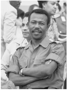 Mengistu Haile Mariam, an army officer who participated in Haile Selassies overthrow in 1974, as military ruler and then president of Ethiopia was responsible for human rights violations on a truly massive scale. Tens of thousands were murdered