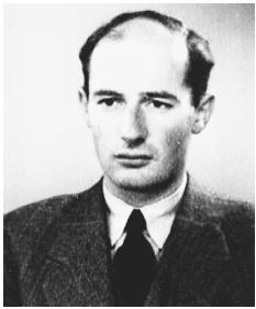 Raoul Wallenberg, Swedish Renaissance man and diplomat, used his diplomatic status to save Hungarian Jews during the Holocaust. He also negotiated with Adolf Eichmann and other Nazi officers for the cancellation of deportations to concentration