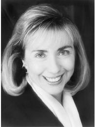 Hillary Rodham Clinton became the first presidential wife to run for public office while still first lady. Victorious, she was sworn in as a U.S. senator from New York on January 3, 2001, just weeks before her husband, Bill Clinton, left office
