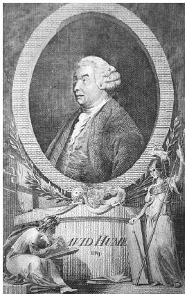 Eighteenth-century Scottish philosopher David Hume, who was against democracy and for bicameralism. Library of Congress.