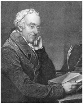 Pennsylvania delegate Benjamin Rush, who believed that men of moderate wealth deserved representation in government, separate from those who were very wealthy.