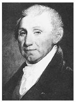 Future president James Monroe believed that the Preamble would be an important part of the U.S. Constitution. Library of Congress.