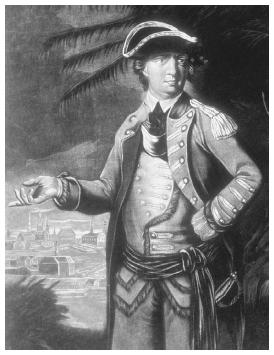 American Revolution general Benedict Arnold is perhaps the American historical figure best known for committing the crime of treason. After an unsuccessful plot to surrender West Point to England, Arnold began fighting for the British. Library