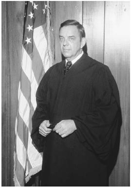 Judge G. Harrold Carswell was nominated in 1970 by President Richard Nixon as a U.S. Supreme Court justice, but was rejected by the U.S. Senate.  Bettmann/Corbis.