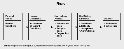 Figure 1 Source: Adapted from Cherrington, D.J., Organizational Behavior (Boston, MA: Allyn and Bacon, 1994) pg 117