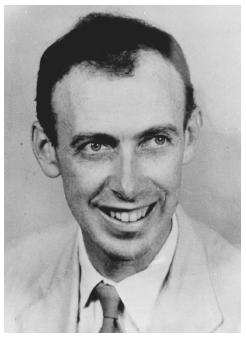 James Watson, co-discoverer of the structure of the DNA double helix.