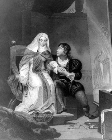 Héloïse and Abelard