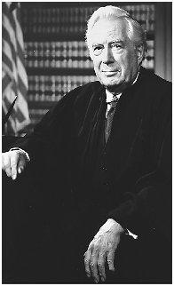 Chief Justice Warren E. Burger. Courtesy of the Supreme Court of the United States.