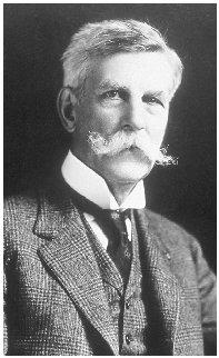 Associate Justice Oliver Wendell Holmes first used the term clear and present danger. Courtesy of the Library of Congress.