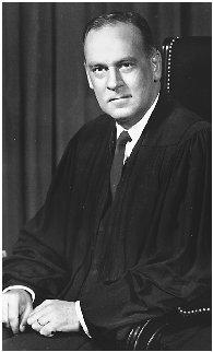Associate Justice Potter Stewart. Courtesy of the Supreme Court of the United States.