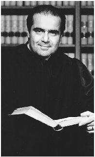 Associate Justice Antonin Scalia. Courtesy of the Supreme Court of the United States.