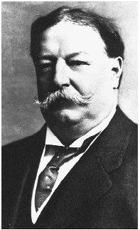 Chief Justice William Howard Taft. Courtesy of the Library of Congress.
