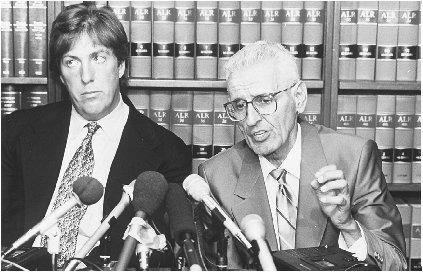 Dr. Jack Kevorkian has been a very vocal supporter and participant in the assisted suicide cause. Reproduced by permission of Archive Photos, Inc.