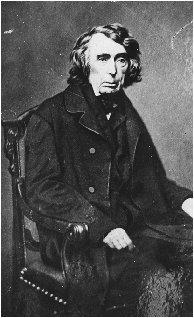 Chief Justice Roger Brooke Taney. Courtesy of the Library of Congress.