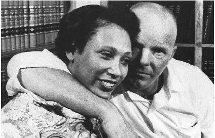 Richard and Mildred Loving fought all the way to the Supreme Court for their right to be married in any state. Reproduced by permission of AP/Wide World Photos.