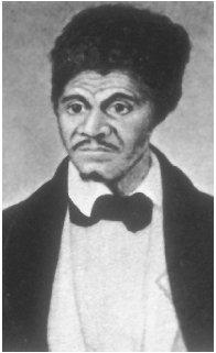 Dred Scott was a slave who, like most slaves, wanted his freedom. Courtesy of the Library of Congress.