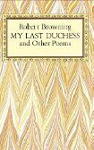 My Last Duchess